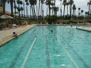 Best Location, Best Country Club in Desert - Swim, Tennis, Fitness Center & Golf