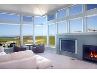 """Royal Pacific"" Luxury Ocean And Golf Course Home, Bodega Bay"