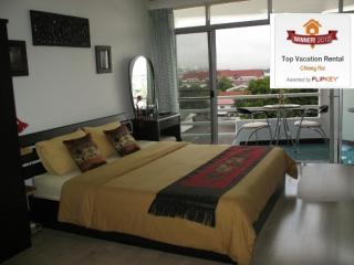 Chiang Rai Central City Location Condo N.Thailand