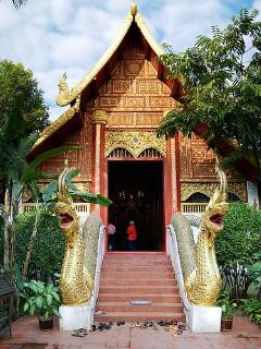 Wat Prha Kaeo near the condo