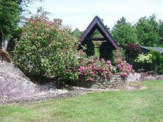 Wishingwell /flowerbed