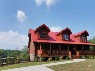 A Cabin of Dreams, Sevierville