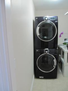 In Suite Laundry Room