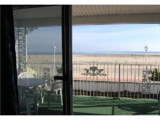 Ocean Front 2-Room Suite Apt 6 at the Colony Apartments, Ocean City