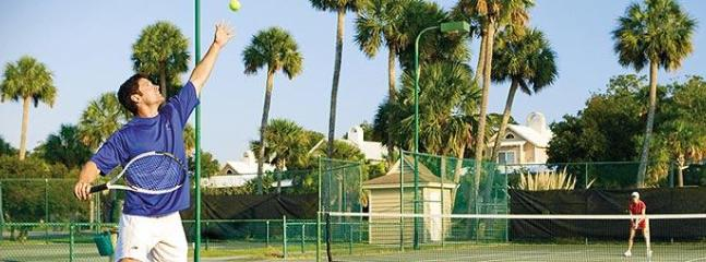 World Class Tennis Club at Wild Dunes