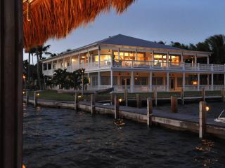 Ocean-Front Caribbean Home., Islamorada