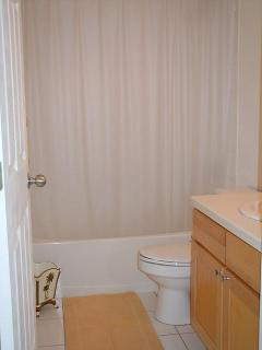 Second Floor Hallway Bathroom