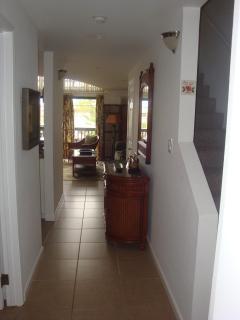 Main Level Hallway