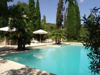Aix En Provence Charming Farmhouse Holiday Rental with a Pool