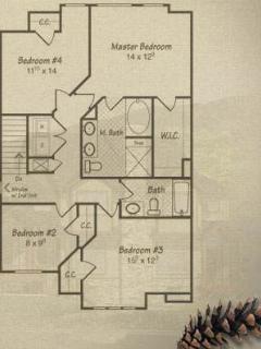 Floor Plan - Lower Level