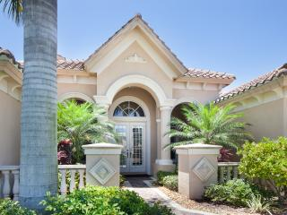 Imposing Entrance on Spacious Private Grounds