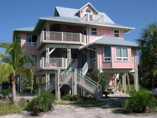 The Coral Reef  Pool Home located on North Captiva Island!