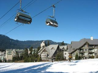 The Aspens at Whistler- True Slopeside Condos
