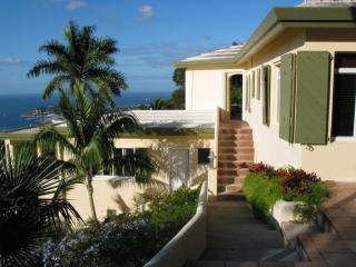 Caribbean luxury villa