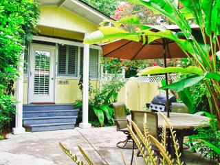 Colleen's Dream - Charming Wailua Country Cottage, Kapaa
