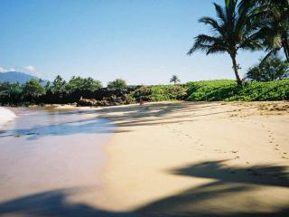 Elegant 2 bedroom Ocean/Beach front home  So. Maui, Kihei