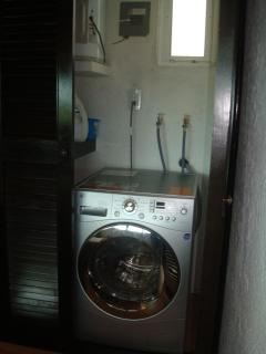 wash-dry machine