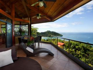 #1 Rental - Amazing Ocean Views, Wildlife, & Beach, Manuel Antonio National Park