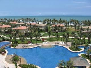 Hainan BOAO tropical beach front seaview condo, Qionghai