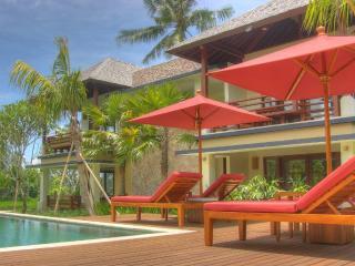 Pool at Villa Sabandari a boutique property in Ubud Bali