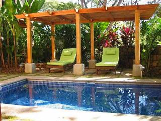 Luxurious 2BR 2 story home with pool, short walk to the beach -COL2