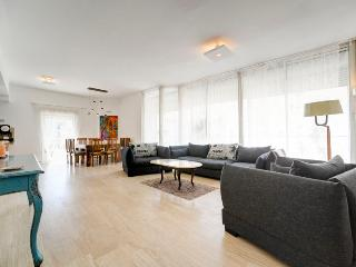 gordon beach  Luxurious 3BR Penthouse W/Parking, Tel Aviv