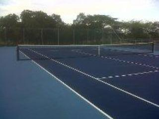 Bring your racquets and play at the BREDS sports park a short 5 minute walk from Lyric