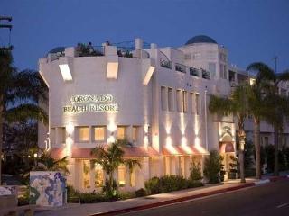 Rooftop deck, views of Hotel Del, access to Loews, Coronado