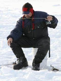 Fabulous Ice Fishing