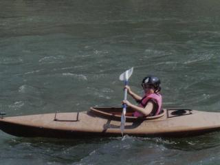 any age can kayak this run w/o trouble, also a 1 -1/2 hour kayak run and a 3-4 tube run