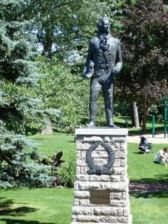 General Simcoe (Founder of Niagara on the lake)