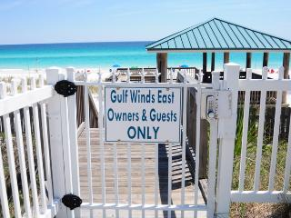Gulf Winds # 9 * FACES GULF OF MEXICO * UNBELIEVEABLE VIEWS * 2 BR TOWNHOME