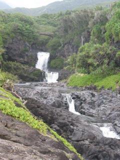 Pools of Oheo at Haleakala Natl Park
