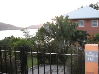 Vanilla Hill -  Carriacou - soothe your senses !