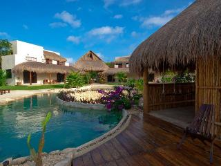 Rancho Exotico luxury and private rental villas, Xpu-Ha