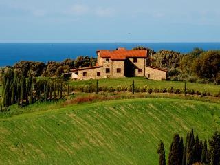 Podere Novo Bibbona-for a pleasant Tuscany Holiday