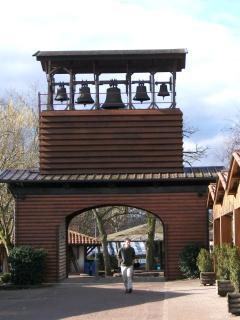 The bells at Taizé