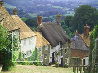 Updown Cottage historic 5* luxury in Dorset. Stunning views, beams & wood fire.