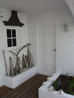 Entrance of Casa de Sal