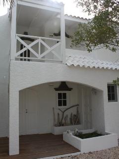 Front entrance of Casa de Sal