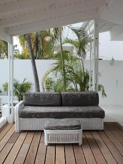 Outside Porch & Sofa