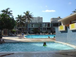 Two Bedroom/2 Bath Apartment w/Pool Condado Beach
