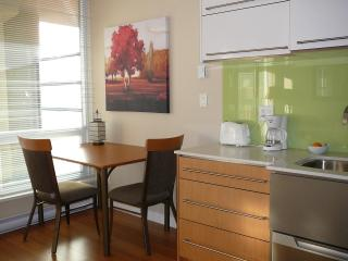 Dining Area/Workspace