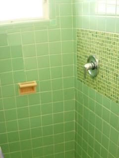 REDDISH ROOM'S SHOWER