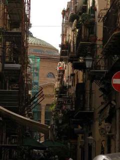 Street Bara all'Olivella