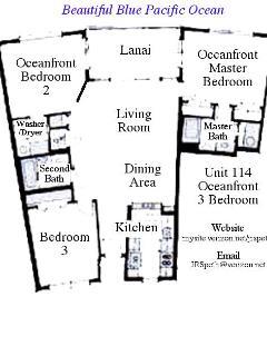 Unit 114 Floor Plan