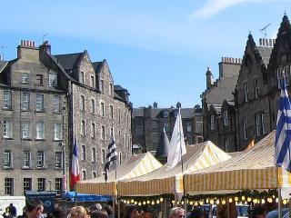 Greyfriar's Attic Apartment Edinburgh Old Town