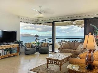 Polo Beach 1or 2 Bdrm Oceanfront Penthouse Condo, Wailea