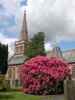 St John's Church In Bloom