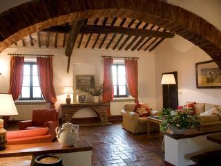 Borgo di Stomennano - Volta A, Monteriggioni